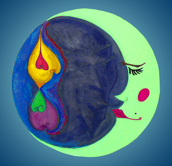 luna prueba color